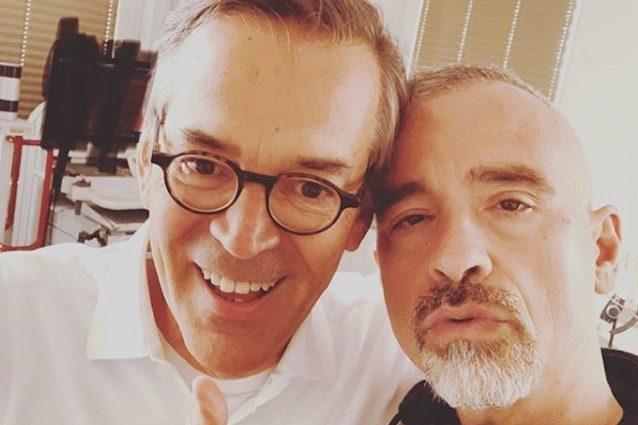 """Eros Ramazzotti ferma il tour, l'annuncio su Instagram: """"Mi opererò alle corde vocali"""""""