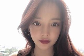 """La star del K-Pop Koo Hara ha tentato il suicidio: """"Mi sto riprendendo, ho sofferto molto"""""""