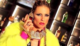 """Michelle Hunziker regina della Trap, con """"Michkere"""" lancia All together now con J-Ax"""