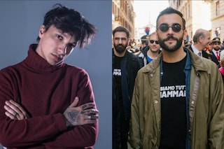 Classifica: Ultimo resiste a Daniele Silvestri e Clementino, Mengoni torna prepotentemente in Top 10