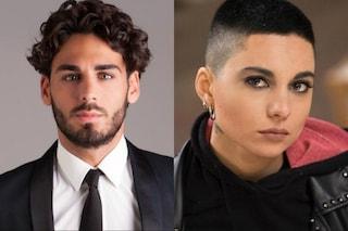 Alberto Urso e Giordana Angi dietro in classifica, ma la cantante si consola col nuovo disco