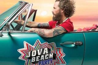 Jovanotti torna con sette inediti: annunciato nuovo Ep Jova Beach Party per il 7 giugno