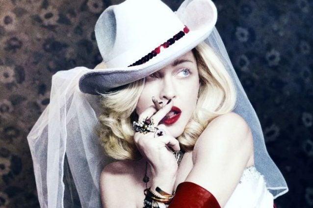 Madonna (ph Steven Klein)