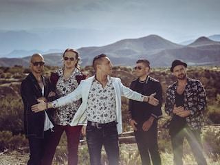 Il Coronavirus ferma anche i Modà: la band annulla tutto il tour tranne il concerto di Verona
