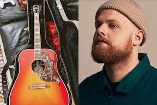 "Rubano due chitarre a Tom Walker a Verona, l'appello sui social: ""Per piacere aiutatemi"""
