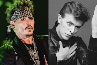 Johnny Depp rifà David Bowie: la cover di Heroes degli Hollywood Vampires