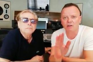 """Gigi D'Alessio e Nino D'Angelo cancellano il concerto: """"Avevamo litigato, scusateci"""""""