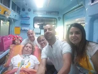 La storia di Laura, fan di Vasco Rossi affetta da sclerosi multipla che ha visto il concerto sardo