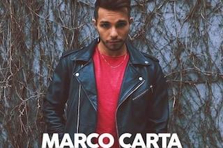 """Marco Carta: """"Grazie a tutti anche agli hater, ora arriva il mio disco più forte"""""""