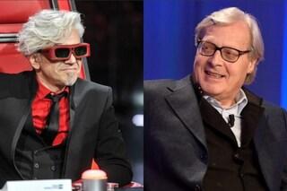 """Morgan ringrazia Vittorio Sgarbi: """"Ha colto il problema, creerò un luogo che si accenderà di musica"""""""