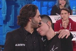 """Alberto Urso ricambia il messaggio di Giordana Angi: """"Sempre accanto a te"""""""