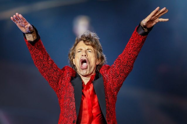 Mick Jagger (Getty Images)