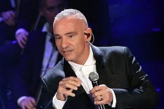 Eros Ramazzotti torna in tour dopo l'intervento e la separazione da Marica Pellegrinelli