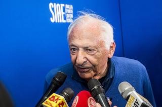 """Mogol al Festival di Sanremo 2020: """"Non ne so nulla, devo mantenere un ruolo super partes"""""""