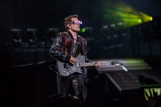 I Muse in concerto a Milano (ph Elena Di Vincenzo)