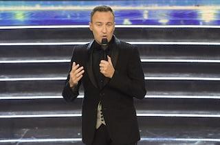 """Francesco Facchinetti nega la lite con Irama: """"Non c'entra nulla, parlavo di un ex amico"""""""