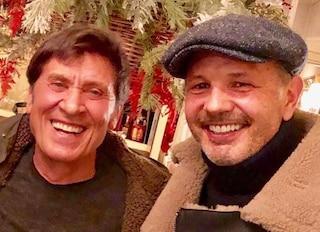 "Sinisa Mihajlovic, i post di Gianni Morandi, Cesare Cremonini e Luca Carboni: ""Ce la farai"""