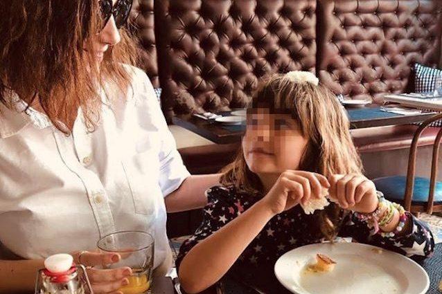 Laura Pausini e la figlia Paola (ph Instagram Laura Pausini)