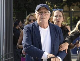 Peppino Di Capri, commozione ai funerali della moglie Giuliana Gagliardi