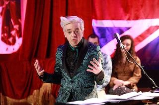 """Morgan duro su Amadeus a Sanremo 2020: """"Come chiamare un elettricista a riparare un lavandino"""""""