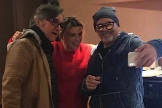 Vasco Rossi ha scritto una canzone per Emma Marrone, realizzando un sogno della cantante