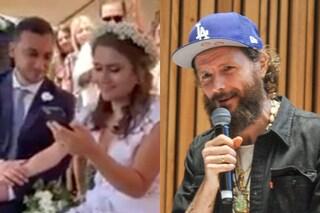 Dovevano sposarsi al 'Jova Beach Party' a Vasto, salta il concerto ma Jovanotti sorprende la coppia
