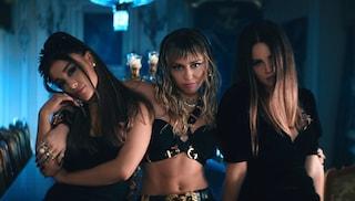 Ariana Grande, Miley Cyrus e Lana Del Rey insieme per Don't Call Me Angel, tema di Charlie's Angels