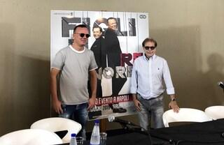 """Gigi D'Alessio e Nino D'Angelo in concerto assieme: """"Stava saltando tutto, ora puntiamo all'estero"""""""