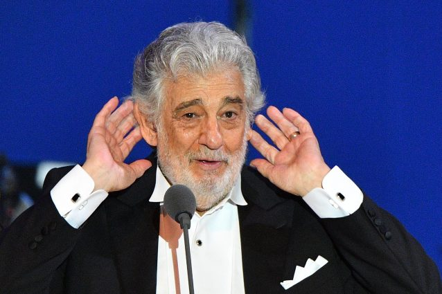 Placido Domingo (Getty Images)