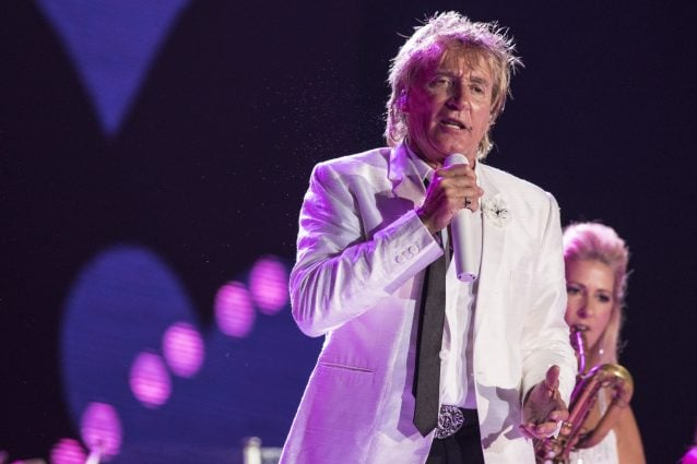 Rod Stewart (Foto di Raphael Dias/Getty Images)