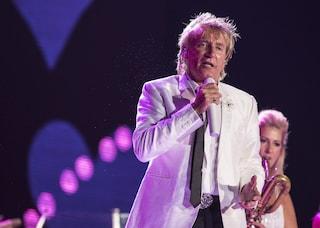 """La rivelazione di Rod Stewart: """"Ho avuto un cancro, ma sono guarito. Fate controlli"""""""