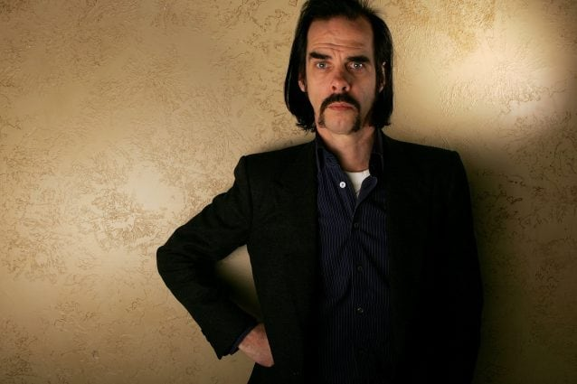 Nick Cave (Getty Images)