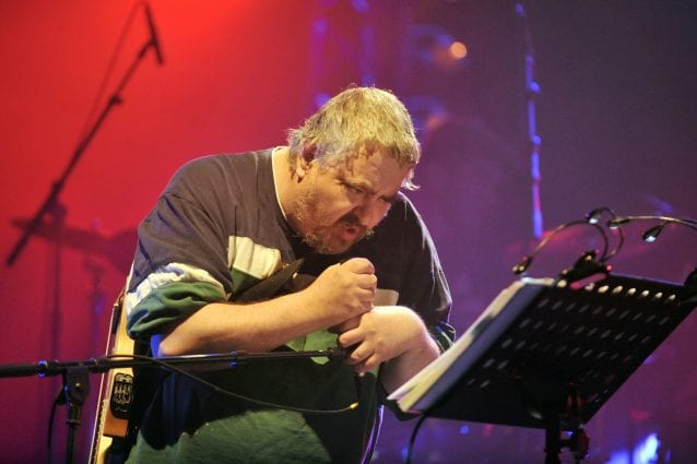 Daniel Johnston (Photo credit ALAIN JOCARD/AFP/Getty Images)