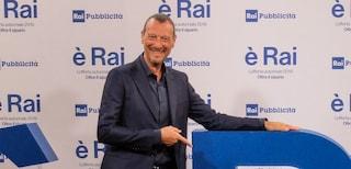 """Dopo Emma anche Amadeus cancella la partecipazione a Radio Italia Live: """"Impegni improrogabili"""""""