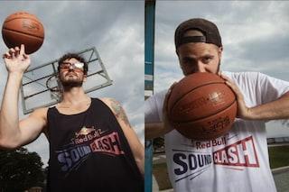 Carl Brave e Frah Quintale protagonisti del primo Red Bull SoundClash: una sfida a colpi di musica