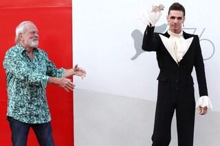 Il sogno realizzato di Achille Lauro: Rolls Royce, Venezia, il Cinema e Terry Gilliam ai suoi piedi