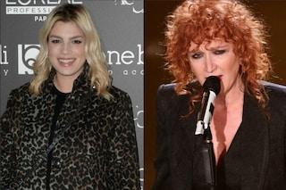 """Fiorella Mannoia su Emma Marrone: """"Aspetto che risolva i problemi di salute e torni a cantare"""""""