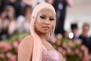 """Nicki Minaj annuncia l'addio alla musica: """"Mi ritiro, voglio farmi una famiglia"""""""