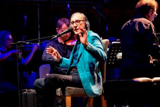 Franco Battiato (ph Roberto Pagliani)