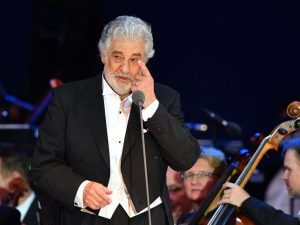 Placido Domingo (ATTILA KISBENEDEK/AFP/Getty Images)