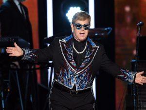 Elton John (ph Kevin Winter/Getty Images for NARAS))