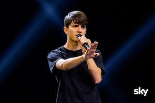 """Nuela canta """"Ti voglio al mio funerale"""" a X Factor: dopo """"Carote"""" un altro successo ironico"""