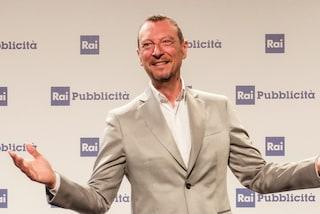 Sanremo 2020, colpo di Amadeus sul Regolamento del Festival: anche le cover saranno in gara