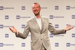 """Sanremo 2020, Amedeus: """"I Big li scelgo io, la Commissione mi aiuterà solo per i Giovani"""""""