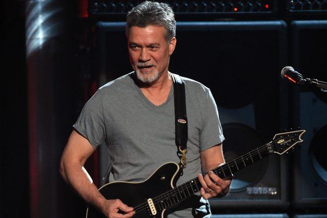 Eddie Van Halen (Photo by Ethan Miller/Getty Images)