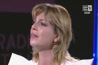 Emma Marrone, esce Fortuna e si emoziona per i messaggi di Ferro, Amoroso e Pausini