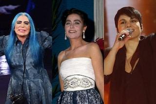 """Giordana Angi: """"Loredana Berté mi ha donato orecchini a forma di luna perché le ricordo Mia Martini"""""""