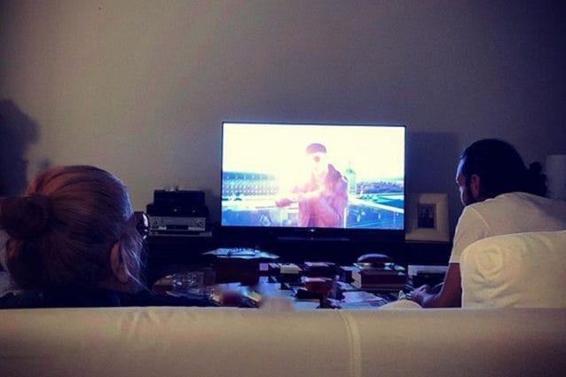 Mina, dopo 41 anni riappare su Instagram in una foto della figlia