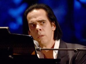 Nick Cave (Photo by Kevin Winter/Getty Images)