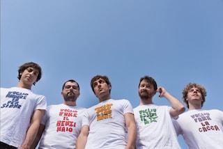 """La nuova sfida de Lo Stato Sociale è in radio: """"Siamo stupidi eroi alla ricerca del bello"""""""